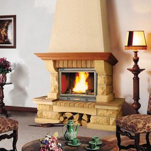 klassisch modern und rustikal kamineinlagen. Black Bedroom Furniture Sets. Home Design Ideas